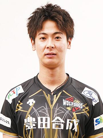 ウルフドッグス名古屋 オフィシャルサイト   永露 元稀   選手紹介一覧
